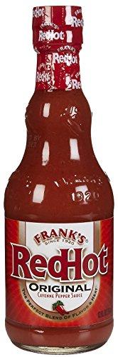 Frank's RedHot Original Red Hot Sauce - 12 oz