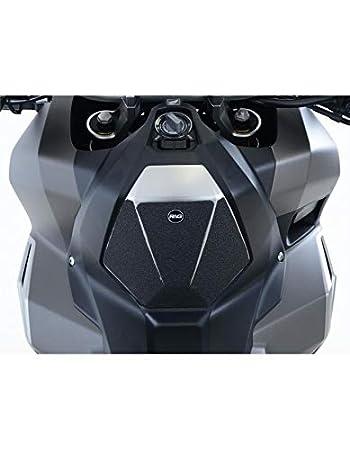 Motodak Protezione di Console Centrale R /& G Racing Nero Honda x-ADV