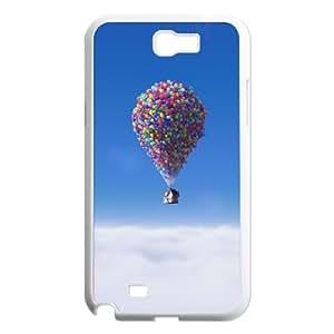 Samsung Galaxy N2 7100 Cell Phone Case White Up 006 LAJ7130253