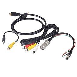 LILLIPUT TM-1018S TouchScreen 3G-SDI HDMI COMPOSITE VGA US PLUG BY VIVITEQ
