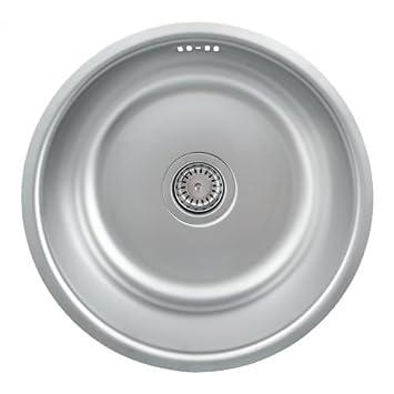 Lavello da cucina sttotop /Lavandino Mizzo Sino 420/ lavabo ...