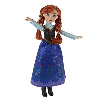 Disney Frozen Classic Fashion Anna by Hasbro