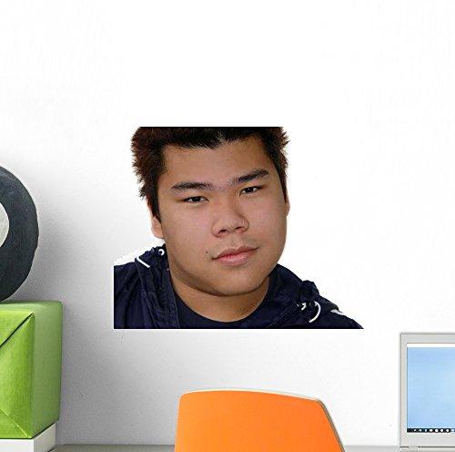 Smiling Asian Teenage Boy - 12