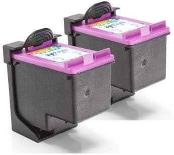 Inka Doo® Cartuchos bajo Sets compatible con HP Envy 4521 e ...