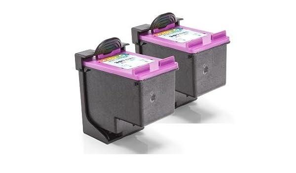 Inka Doo® Cartuchos bajo Sets compatible con HP Deskjet 3636 ...