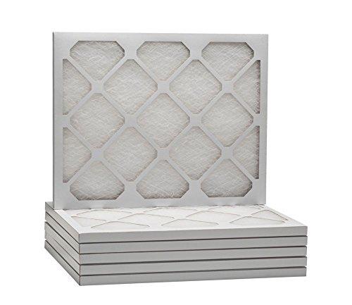 ComfortUp - 13 x 21 1/2 x 1 MERV 6 Fiberglass HVAC Filter - 6 Pack