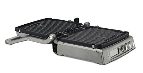 Cuisinart GR-300WS Griddler, Elite, Stainless Steel