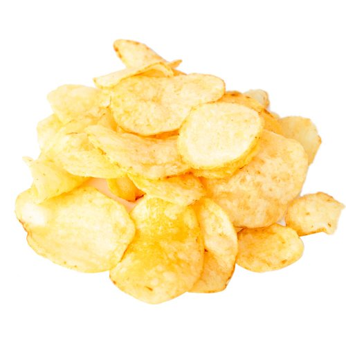 how to make sea salt and vinegar potato chips