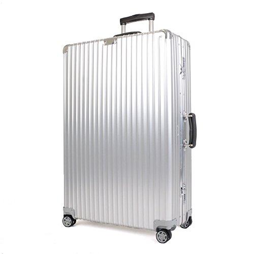 (リモワ)RIMOWA スーツケース 971.77.00.4 Classic Flight クラシック フライト Silver シルバー 56cm/97L 取寄商品 [並行輸入品] B077P47X6J