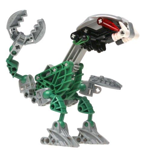 Amazon.com: Lego Bionicle Bohrok-Kal Lehvak-Kal (GREEN) #8576: Toys ...