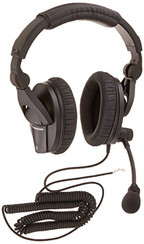 Sennheiser HMD 280 PRO - Professional Communication Headset for High Noise Environments by Sennheiser