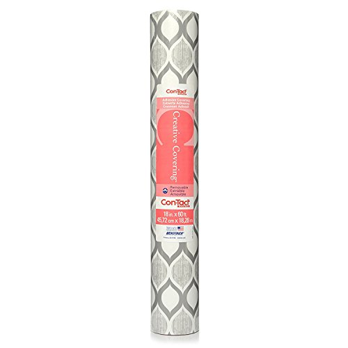 Cheap  Con-Tact Brand Creative Covering Adhesive Vinyl For Lining Shelves and Drawers, Decorating..