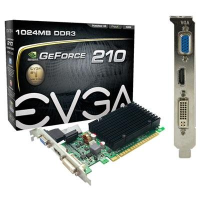 The Excellent Quality Geforce 210 1GB Passive