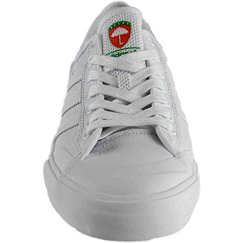 Scarpe Da Uomo Adidas Da Uomo Matchcourt X Hélas By4535 Bianco / Bianco / Bianco