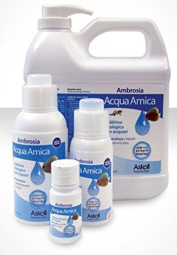 1 opinioni per ASKOLL Acqua Amica biocondizionatore 120 ml