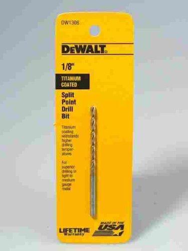Titanium Coated Drill Bit