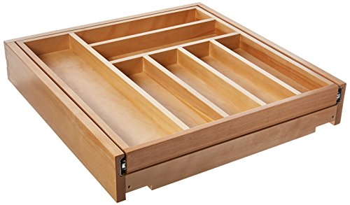 utlery Only Drawer Organizers, Natural ()