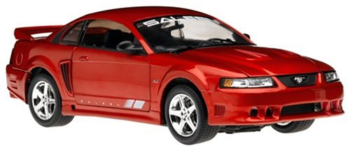 2003 Ford Mustang Saleen Diecast Model Red 1:18 the Fast and the Furious Die Cast Car 18 Ertl Diecast Model