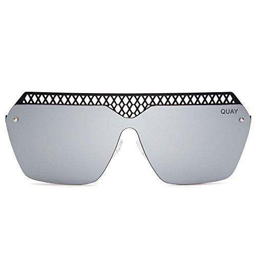 Quay Australia HALL OF FAME Women's Sunglasses Rectangular - - Quay Shades