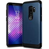 Caseology Legion for Galaxy S9 Plus Case (2018) - Reinforced Protection - Midnight Blue
