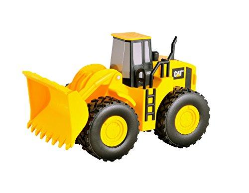 Toy State Caterpillar Rev It Up: Wheel Loader