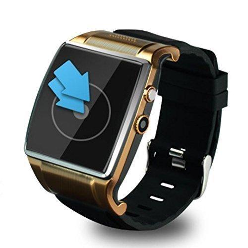 Cámara Lacaca Bluetooth V3.0 elegante reloj 2.0MP para Android Samsung HTC,Sony