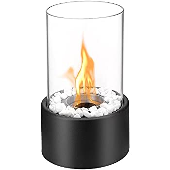 Amazon.com: Regal Flame Utopia Ventless Indoor Outdoor Fire Pit ...