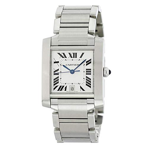 Pre Owned Cartier Tank - 8