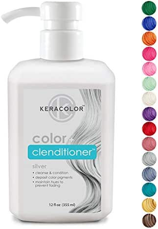 Keracolor Clenditioner Color Depositing Conditioner
