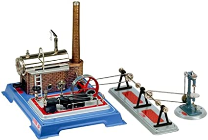 Maqueta de máquina de vapor 165 [importado de Alemania]