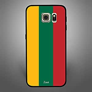 Samsung Galaxy S6 Edge Lithuania Flag