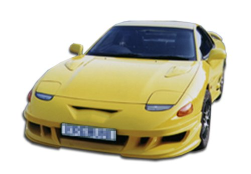 Duraflex ED-CLQ-719 Xtreme Front Bumper Cover - 1 Piece Body Kit - Compatible For Mitsubishi 3000GT 1991-1993 ()