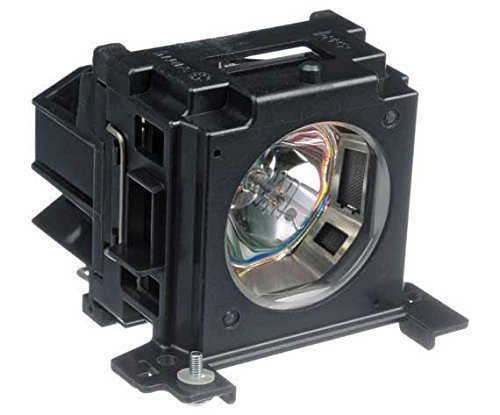 Hitachi DT00757 Replacement 200W Projector Lamp - UHB - 2000 Hour Average, 3000 Hour Whisper Mode (for Hitachi CP-X251,CP- X256 Projectors)