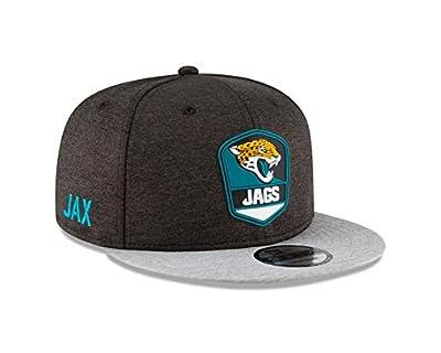 New Era Jacksonville Jaguars 2018 NFL Sideline Road Official 9FIFTY Snapback Hat