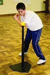 Softball Baseball Rrounders Skill Balle d'Entraînement/entraînement Réglable Batteur Tee OSG