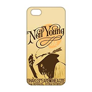 Evil-Store neil young 3D Phone Case for iPhone 6 plus(5.5)