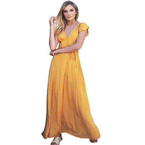 Lange kleid fur frauen