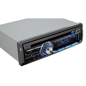 Clarion CZ505 Built-In HD Radio Tuner