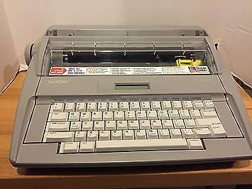 Reconstruido discontinued Brother SX4000 máquinas de escribir por alrededor de la oficina con nueva máquina garantía, extra lazos y cintas de corrección, ...
