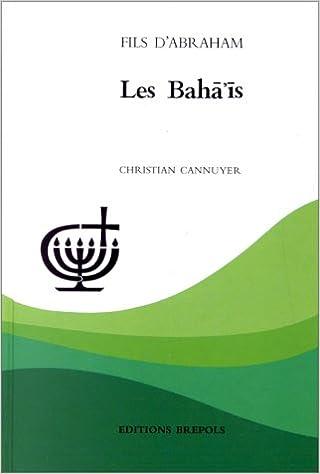 Livre Les BahÅa'Åis : Peuple de la triple unité pdf ebook