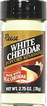 Jolly Time Popcorn Seasoning White Cheddar Riffic, 2.75 oz by Jolly Time