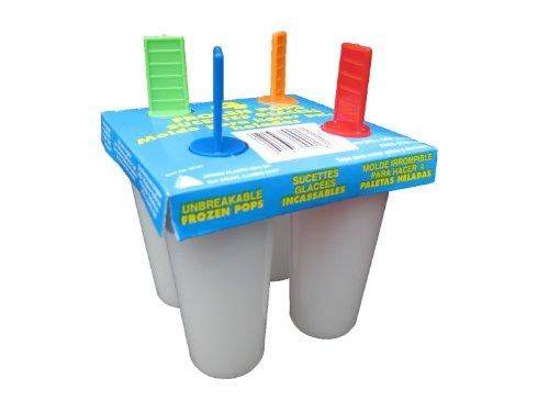 Frozen Pop Maker By Arrow, Set of 4
