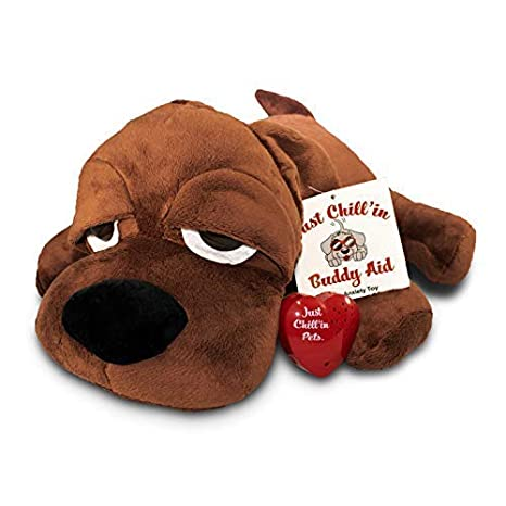 Amazon Com Just Chill In Pets Heartbeat Puppy Toy Separation