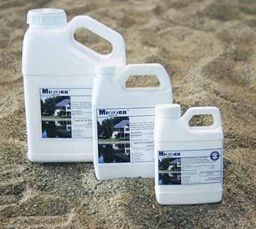 Lake Restoration Sapphire Bay Mizzen Algaecide - 2 Gallon Pack