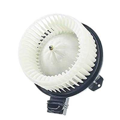 A-Premium Heater Blower Motor with Fan Cage Replacement for 200 Sebring Dodge Ram 1500 2500 3500 Ford Jeep Honda Acura Subaru Jaguar Lincoln: Automotive