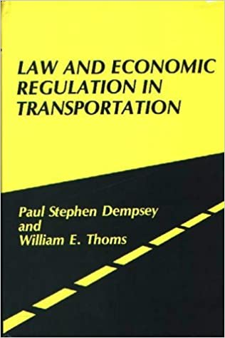 Book Law and Economic Regulation in Transportation.