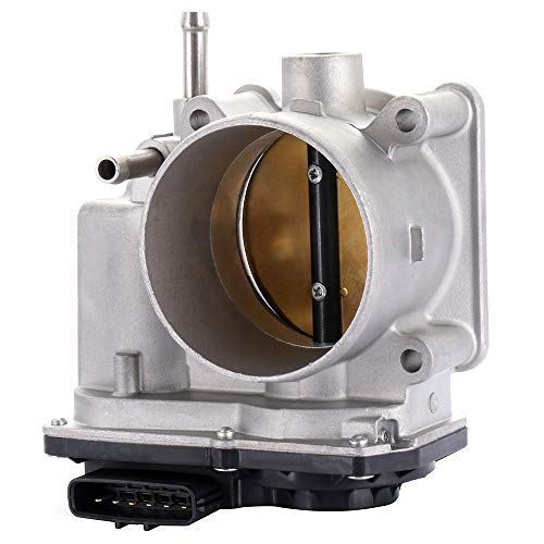 (cciyu 22030-0P010 Throttle Body Actuator Assembly for Controlling Fuel Injection fit for 2003-2009 Toyota 4Runner, 2007-2009 Toyota FJ Cruiser, 2005-2015 Toyota Tacoma, 2005-2011 Toyota Tundra)