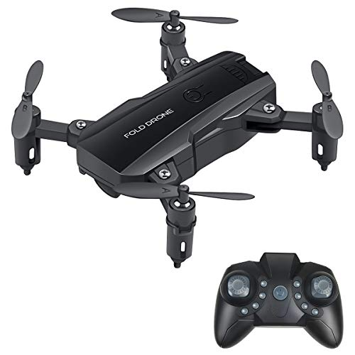 Mini Drone, Wrcibo Q30 Altitude Hold RC Quadcopter 2.4G 6 Axis Headless Mode Nano Pocket Drone for Kids and Beginners