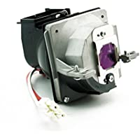 CTLAMP SP-LAMP-025 Replacement Projector Lamp/Bulbs with Housing for INFOCUS IN72/IN74/IN74EX/IN76/IN78 Projectors