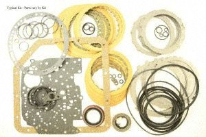Pioneer 752057 Transmission Master Repair Kit (Pioneer Repair Kit)
